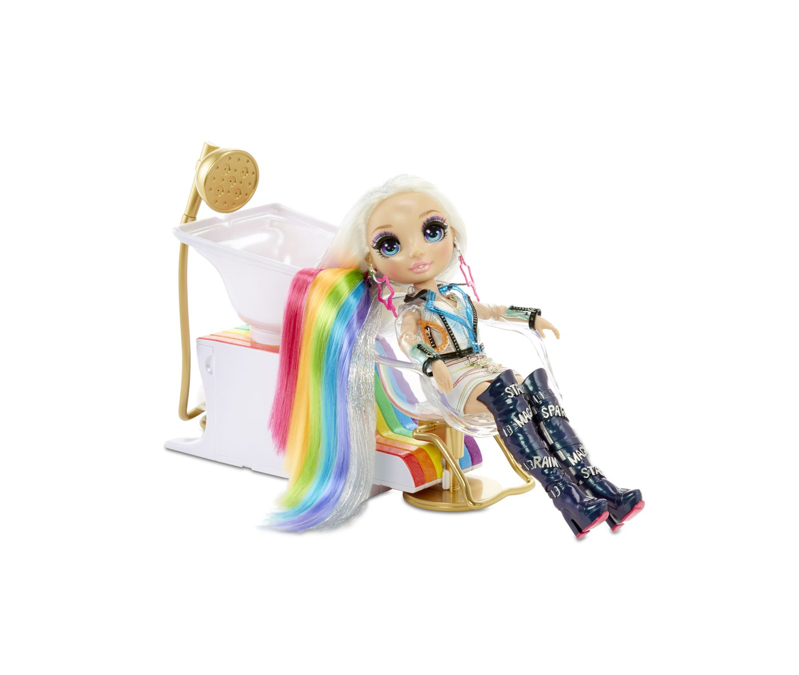 Rainbow high salon playset - Rainbow High