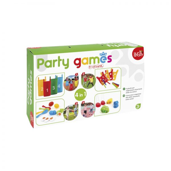 PARTY GAMES SUN&SPORT