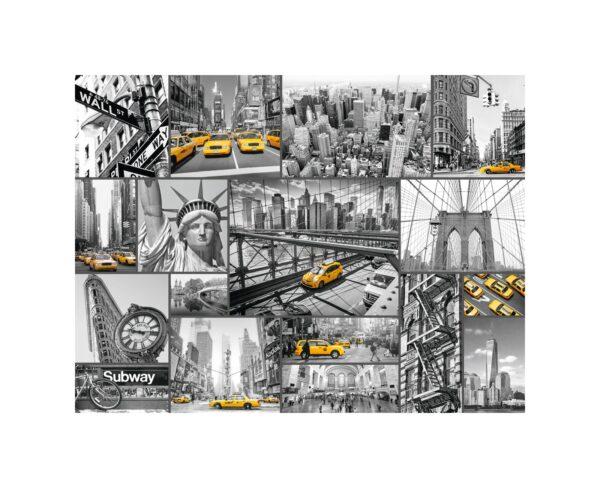 Ravensburger1  RAVENSBURGER PUZZLE 1500 PEZZI MACCHIE DI COLORE A NEW YORK