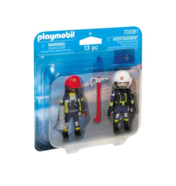 POMPIERI Playmobil