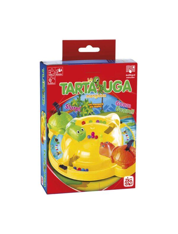 TARTARUGA MANGIONA - TRAVEL EDITION ZIG ZAG