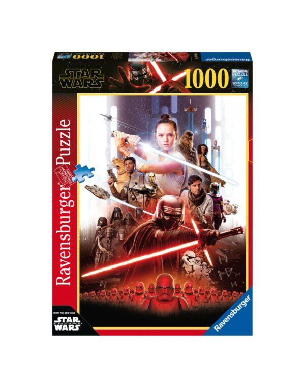 RAVENSBURGER PUZZLE 1000 PEZZI STAR WARS Ravensburger1