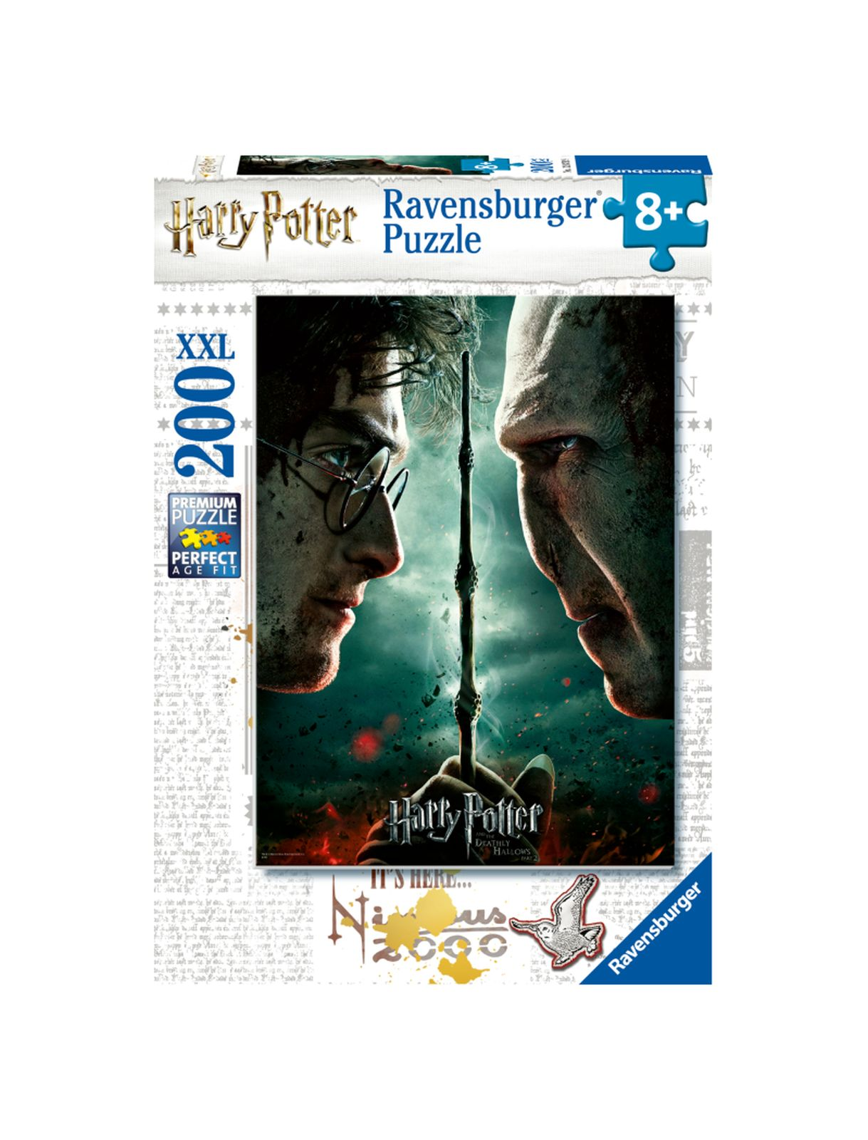 Ravensburger - puzzle 200 pezzi xxl - harry potter - Ravensburger1