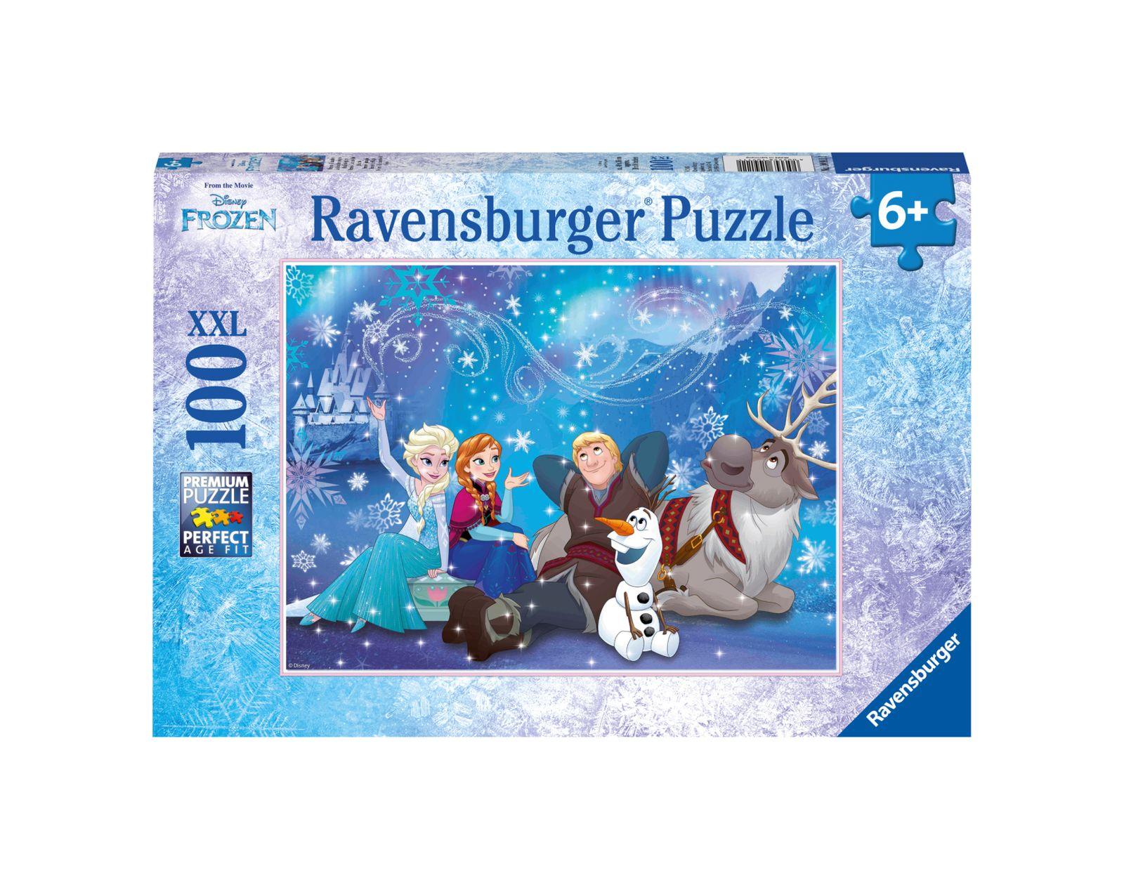 Ravensburger - puzzle 100 pezzi xxl - frozen c - Ravensburger1