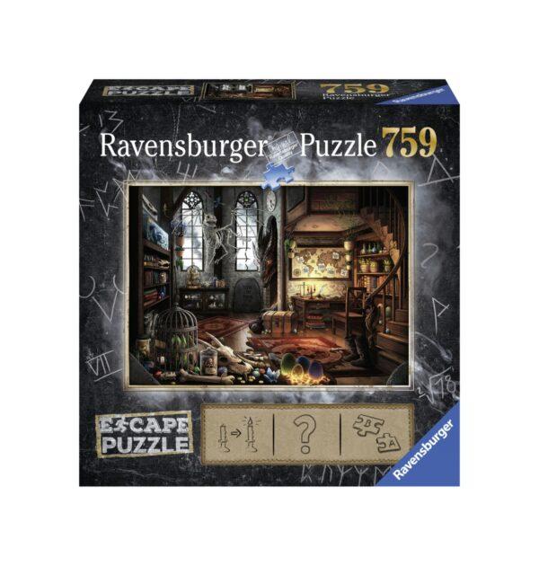 RAVENSBURGER ESCAPE THE PUZZLE - DRAGO Ravensburger1