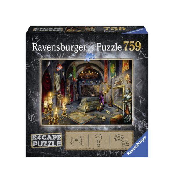 RAVENSBURGER ESCAPE THE PUZZLE - VAMPIRO Ravensburger1