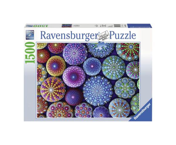 RAVENSBURGER PUZZLE 1500 PEZZI RICCI DI MARE Ravensburger1