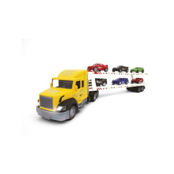 MOTOR&CO  CAMION TRASPORTA AUTO RALLY