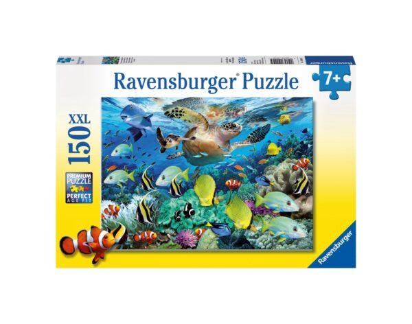 RAVENSBURGER - PUZZLE 150 PEZZI XXL - MONDO SUBACQUEO Ravensburger1