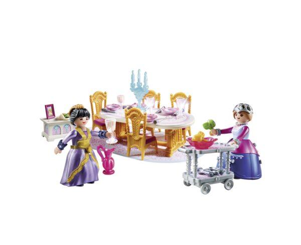 SALA DA PRANZO REALE    Playmobil