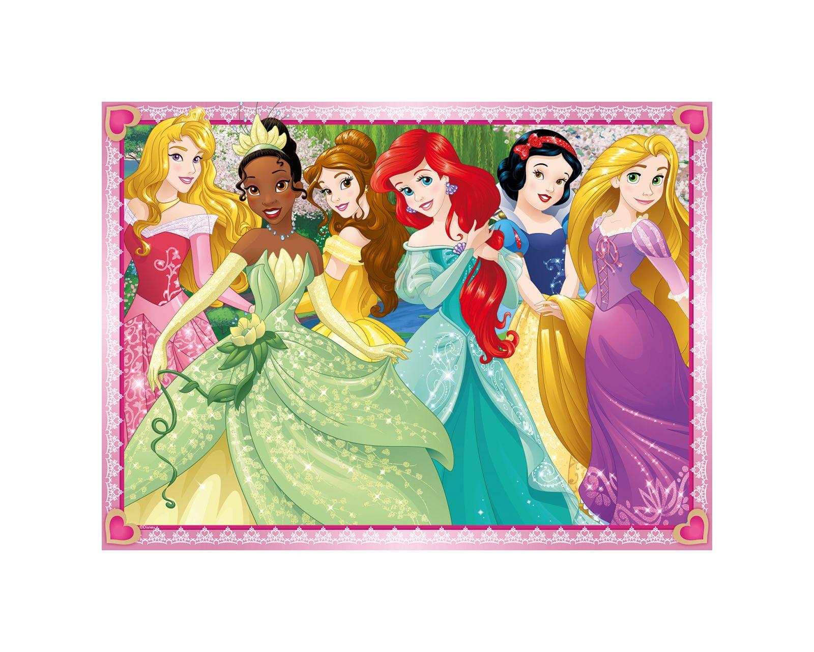 Ravensburger - puzzle 200 pezzi xxl - le principesse disney - Ravensburger1