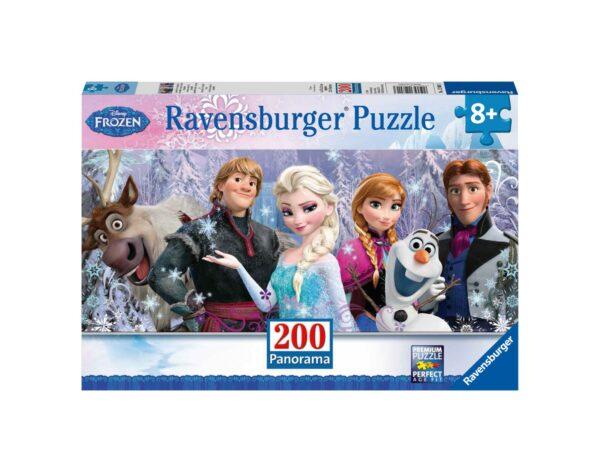 RAVENSBURGER - PUZZLE 200 PEZZI XXL - FROZEN PANORAMA Ravensburger1