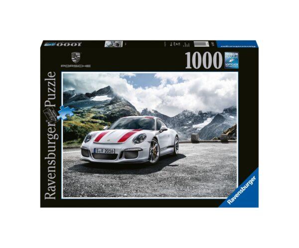 RAVENSBURGER PUZZLE 1000 PEZZI PORSCHE 911 Ravensburger1