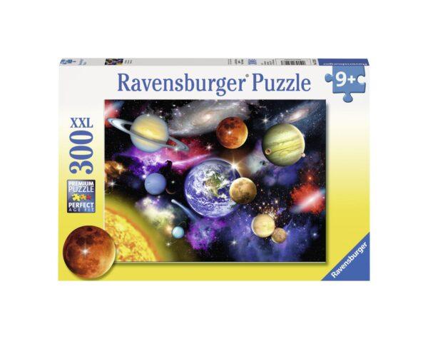 RAVENSBURGER - PUZZLE 300 PEZZI XXL - SISTEMA SOLARE Ravensburger1