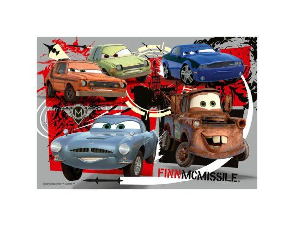 RAVENSBURGER - PUZZLE 2X24 PEZZI - CARS 2 A    Ravensburger1