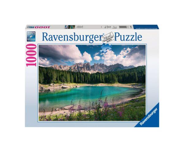 RAVENSBURGER PUZZLE 1000 PEZZI GIOIELLO DELLE DOLOMITI Ravensburger1