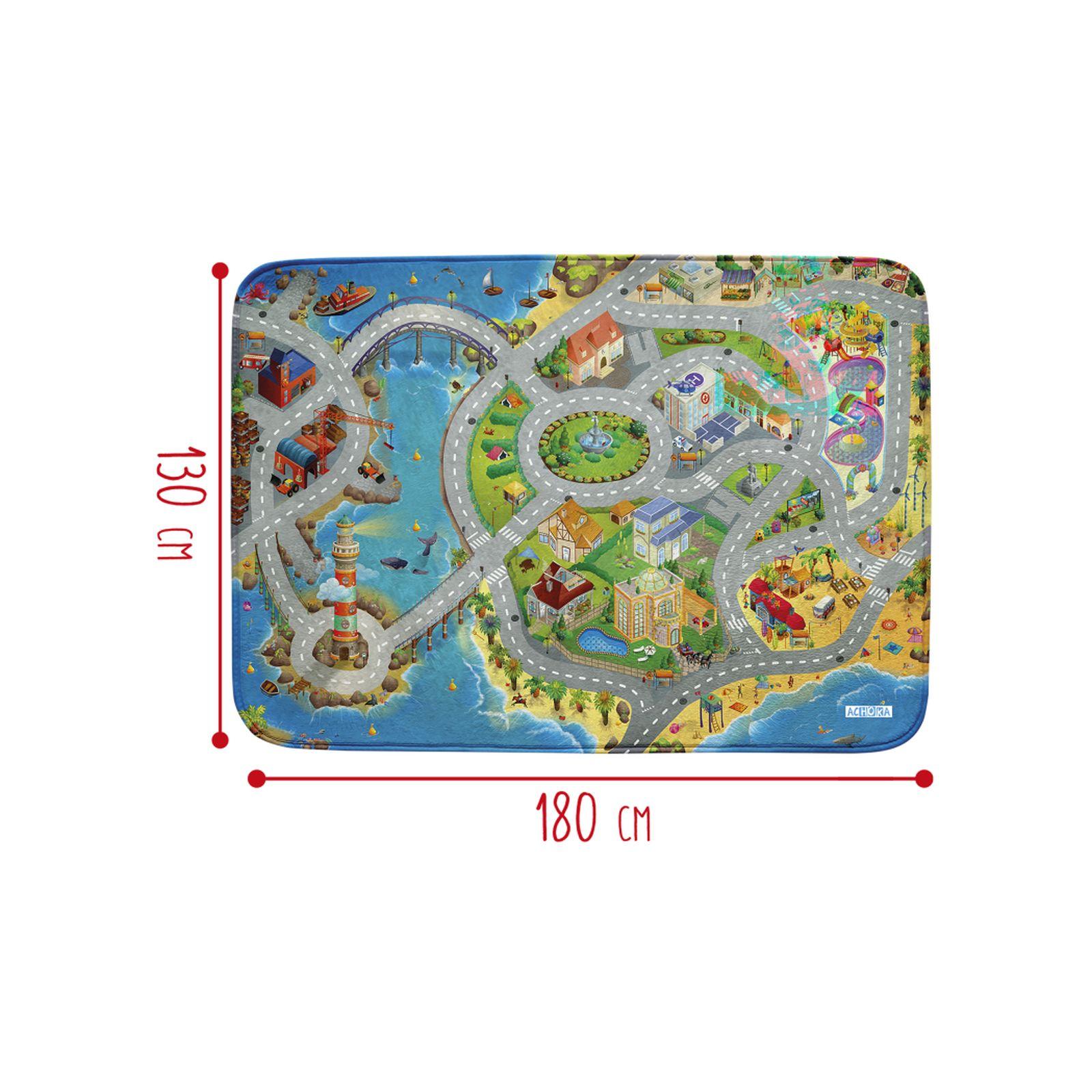 Tappeto gioco 130 x 180 - MOTOR&CO