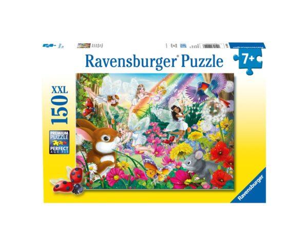 RAVENSBURGER - PUZZLE 150 PEZZI XXL - FATINE NEI BOSCHI Ravensburger1