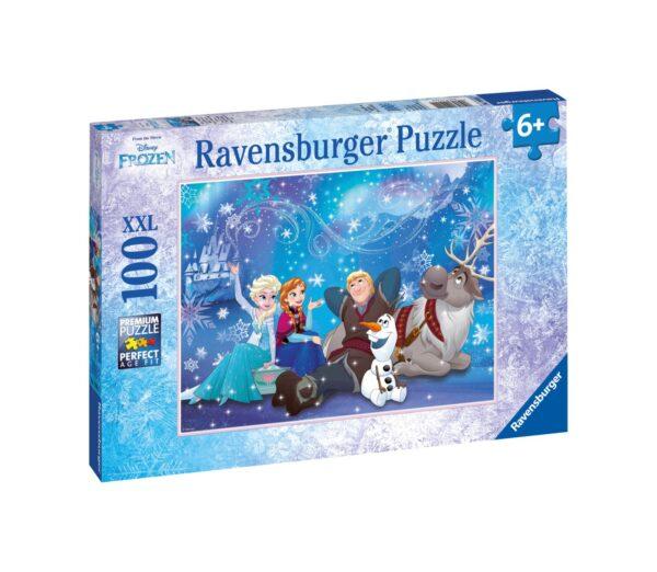 Ravensburger1  RAVENSBURGER - PUZZLE 100 PEZZI XXL - FROZEN C