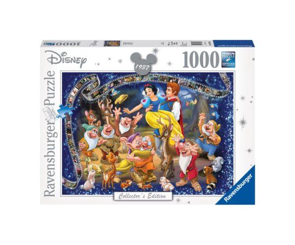 RAVENSBURGER PUZZLE 1000 PEZZI BIANCANEVE DISNEY Ravensburger1