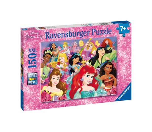 Ravensburger1  RAVENSBURGER - PUZZLE 150 PEZZI XXL - PRINCIPESSE DINSEY