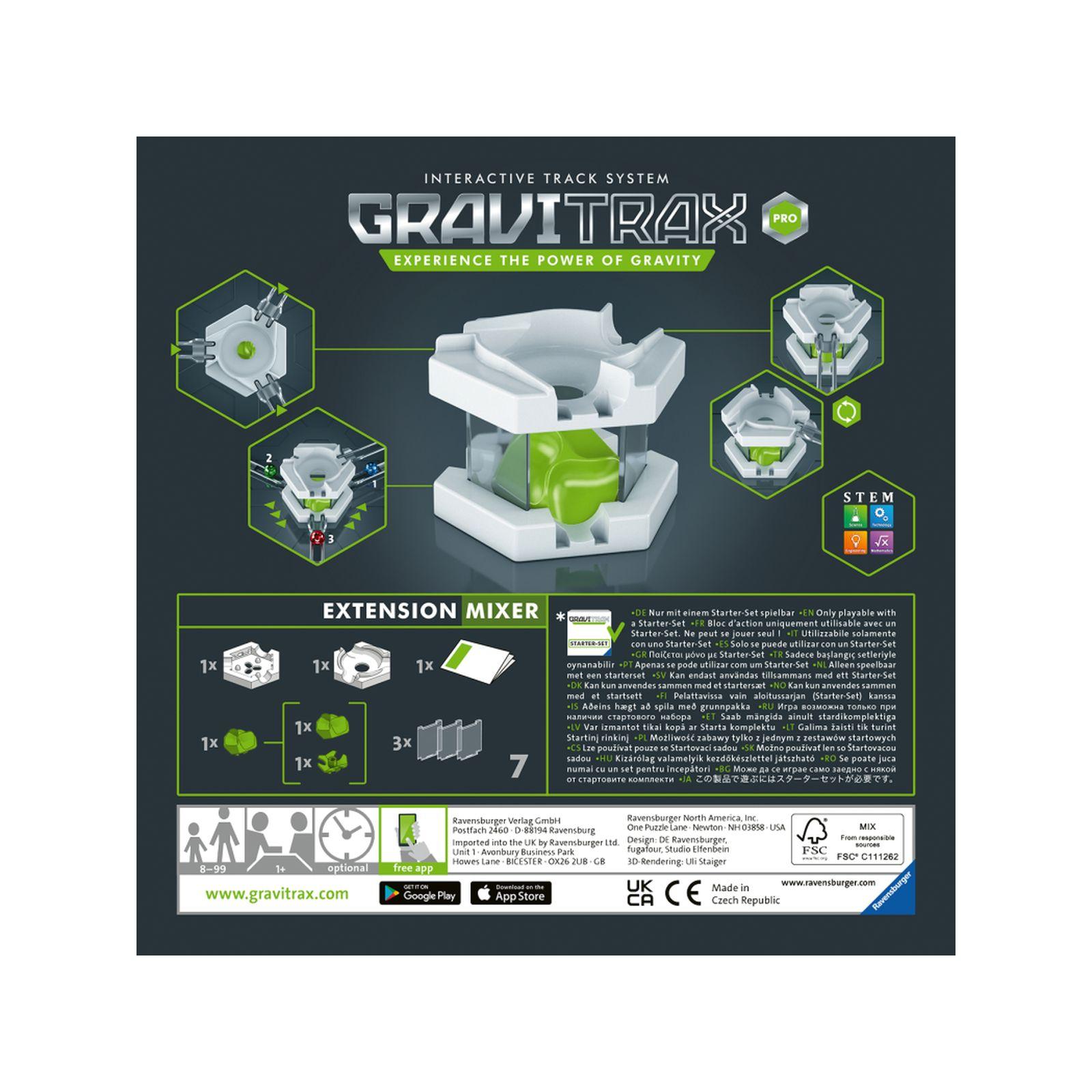 Ravensburger gravitrax pro mixer - Gravitrax1