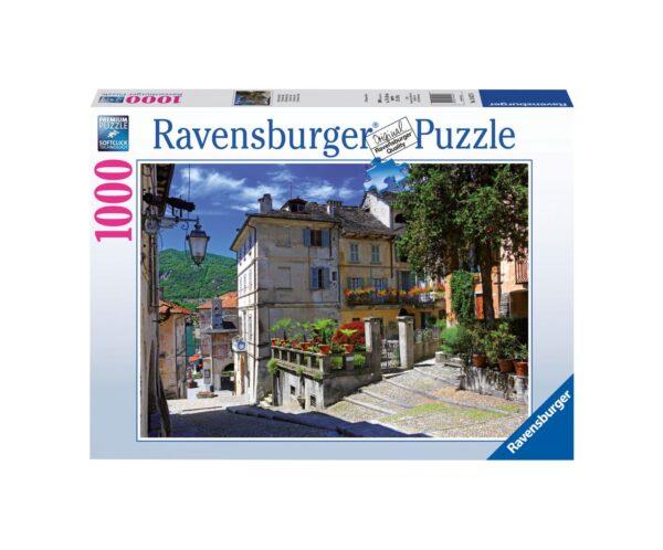 RAVENSBURGER PUZZLE 1000 PEZZI PIEMONTE ITALIA Ravensburger1