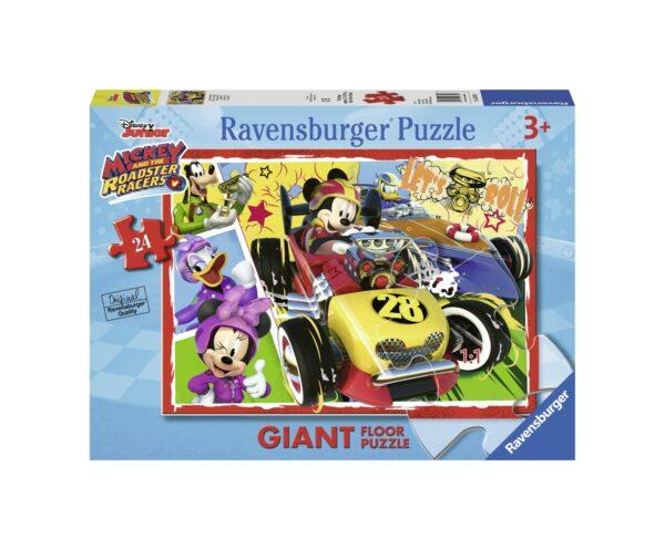 RAVENSBURGER PUZZLE 24 PEZZI GIANT MICKEY MOUSE Ravensburger1