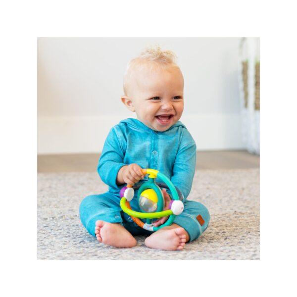 BLUE BOX INFANTINO  ORBIT RATTLE - SONAGLIO