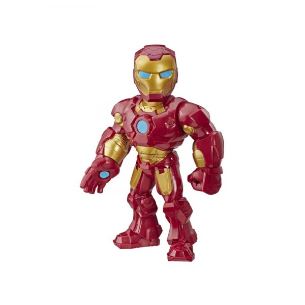 MARVEL SUPER HERO ADVENTURES - IRON MAN MEGA MIGHTIES (ACTION FIGURE DA 25 CM) MARVEL SUPER HERO ADVENTURE