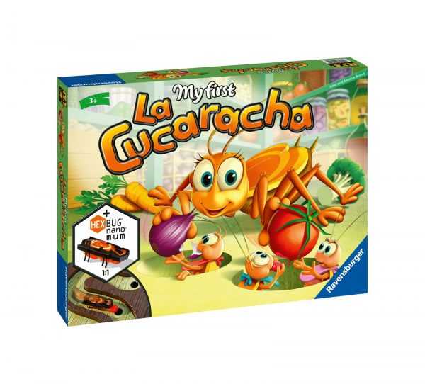 Ravensburger1  RAVENSBURGER MY FIRST LA CUCARACHA