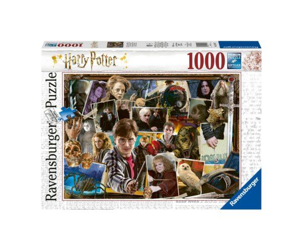 RAVENSBURGER PUZZLE 1000 PEZZI HARRY POTTER Ravensburger1