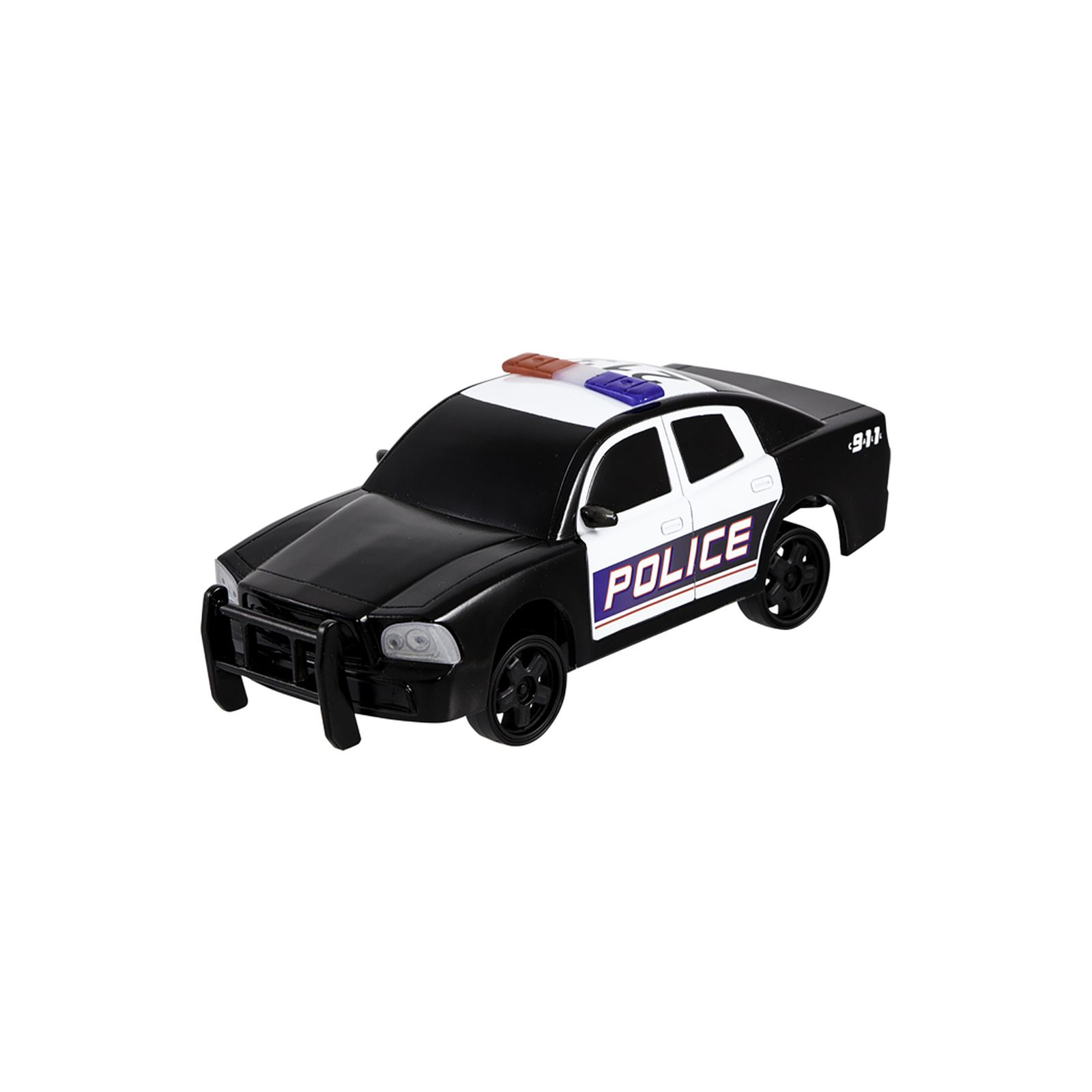 Auto r/c  drifting and police car 2 in 1 - SHARPER IMAGES