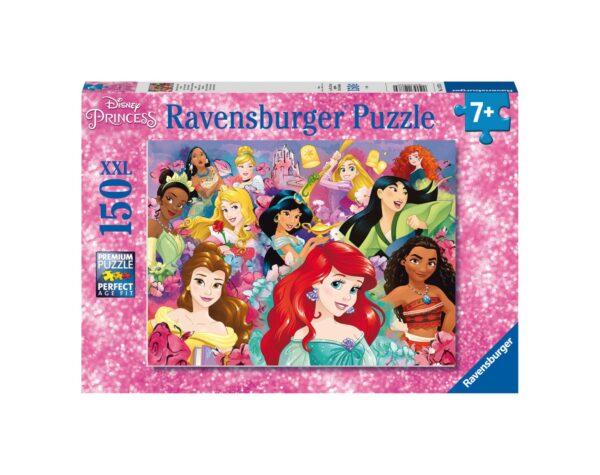 RAVENSBURGER - PUZZLE 150 PEZZI XXL - PRINCIPESSE DINSEY Ravensburger1