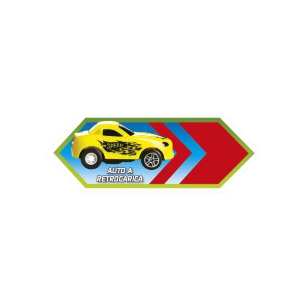 MOTOR&CO   PISTA TRIPLE-LOOP TRACK