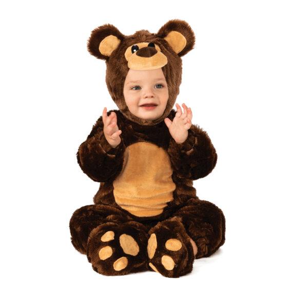 COSTUME BABY ORSACCHIOTTO TEDDY (1-2 anni)