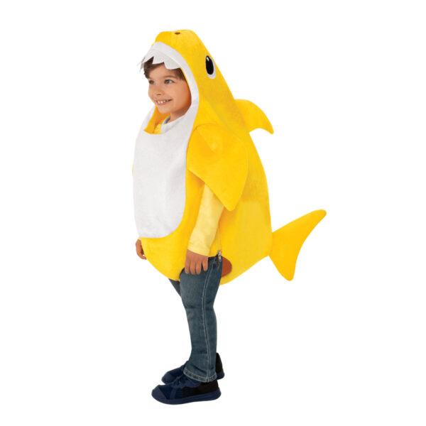COSTUME BABY SHARK PER BAMBINI