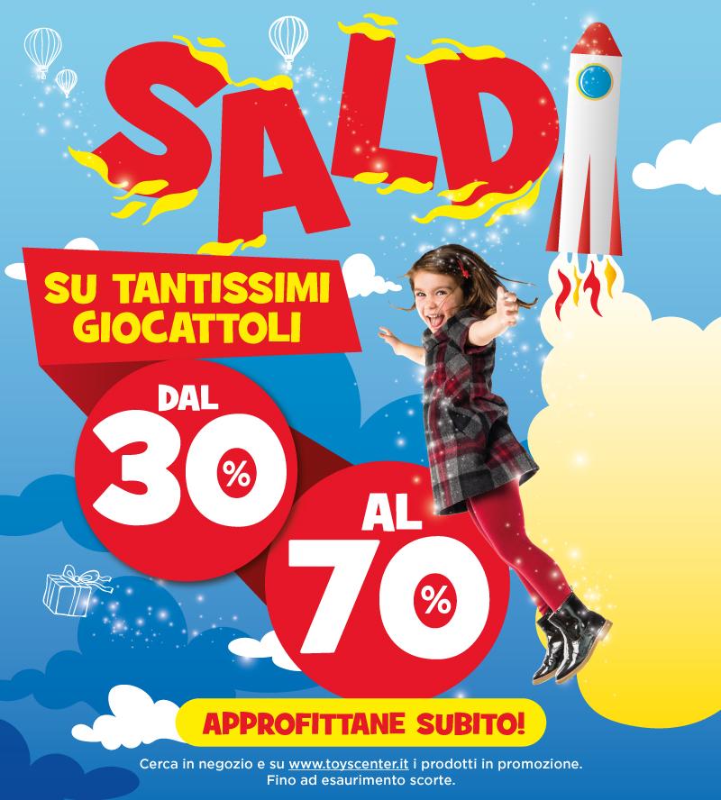SALDI GIOCATTOLO