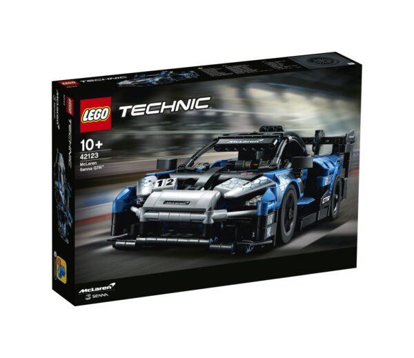LEGO Technic McLaren Senna GTR - 42123 TECHNIC