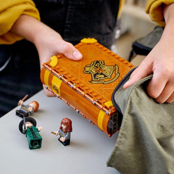 Harry Potter   LEGO Harry Potter Lezione di trasfigurazione a Hogwarts - 76382