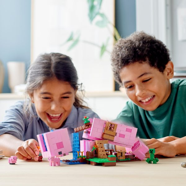 LEGO Minecraft La pig house - 21170 MINECRAFT