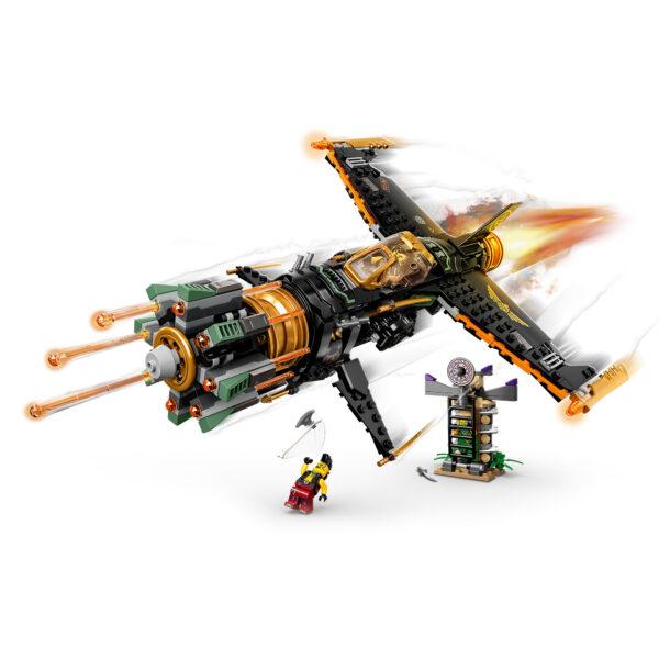 LEGO NINJAGO Spara Missili - 71736    Ninjago