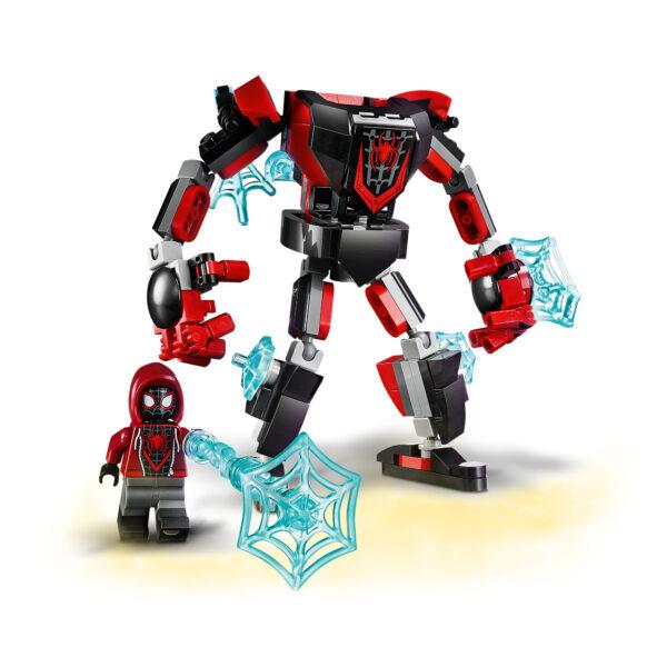 Marvel Super Heroes   LEGO Marvel Super Heroes Miles Morales Mech Armor - 76171