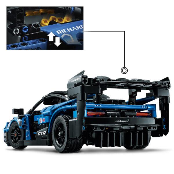 TECHNIC  LEGO Technic McLaren Senna GTR - 42123