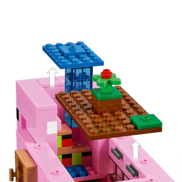 MINECRAFT   LEGO Minecraft La pig house - 21170