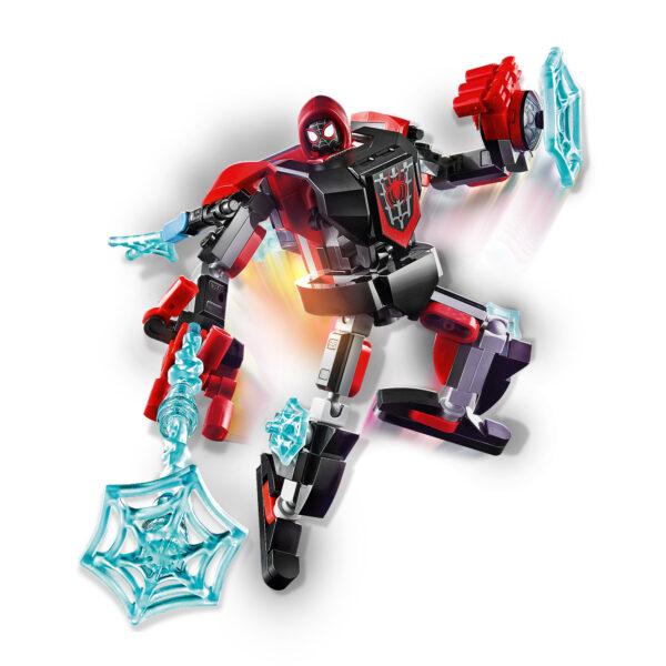 LEGO Marvel Super Heroes Miles Morales Mech Armor - 76171    Marvel Super Heroes