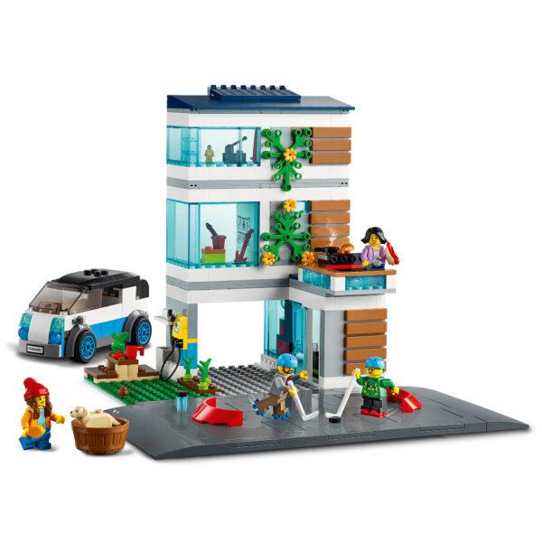 City   LEGO City Villetta familiare - 60291