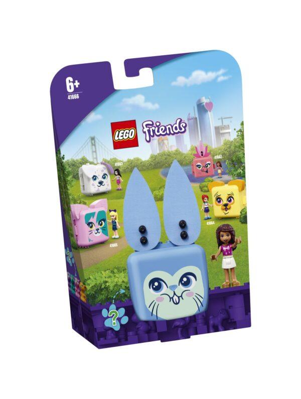 LEGO Friends Il cubo del Coniglietto di Andrea - 41666 Friends
