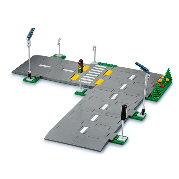 LEGO City Piattaforme stradali - 60304   City