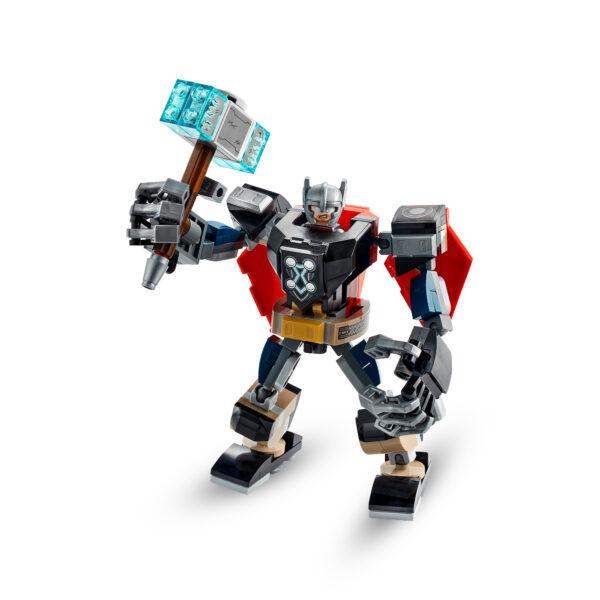 Marvel Super Heroes  LEGO Marvel Super Heroes Thor Mech Armor - 76169